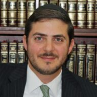 Rabbi Boruch Boudilovsky